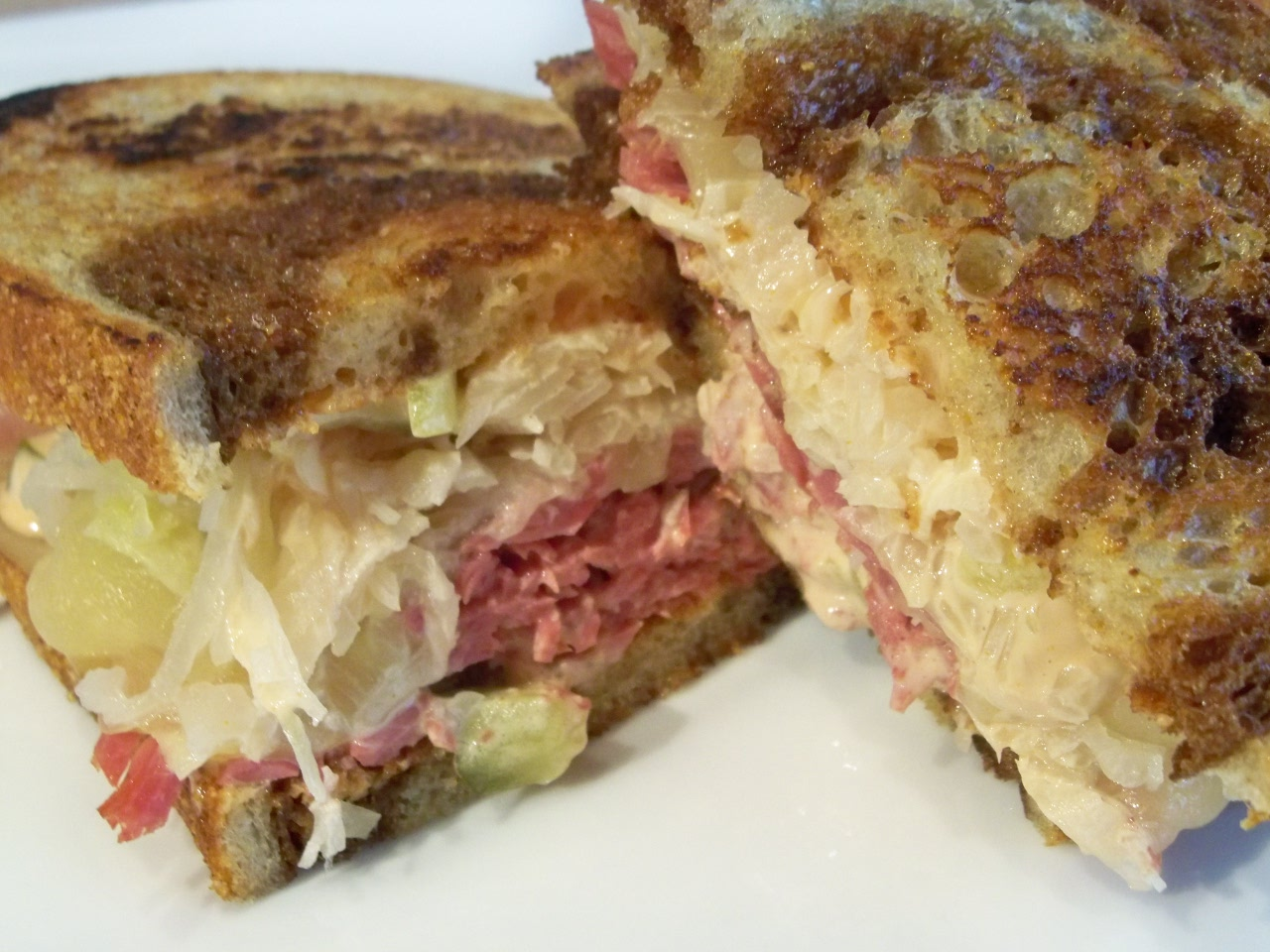 Reuben Sandwiches – Gourmet: Day To Day