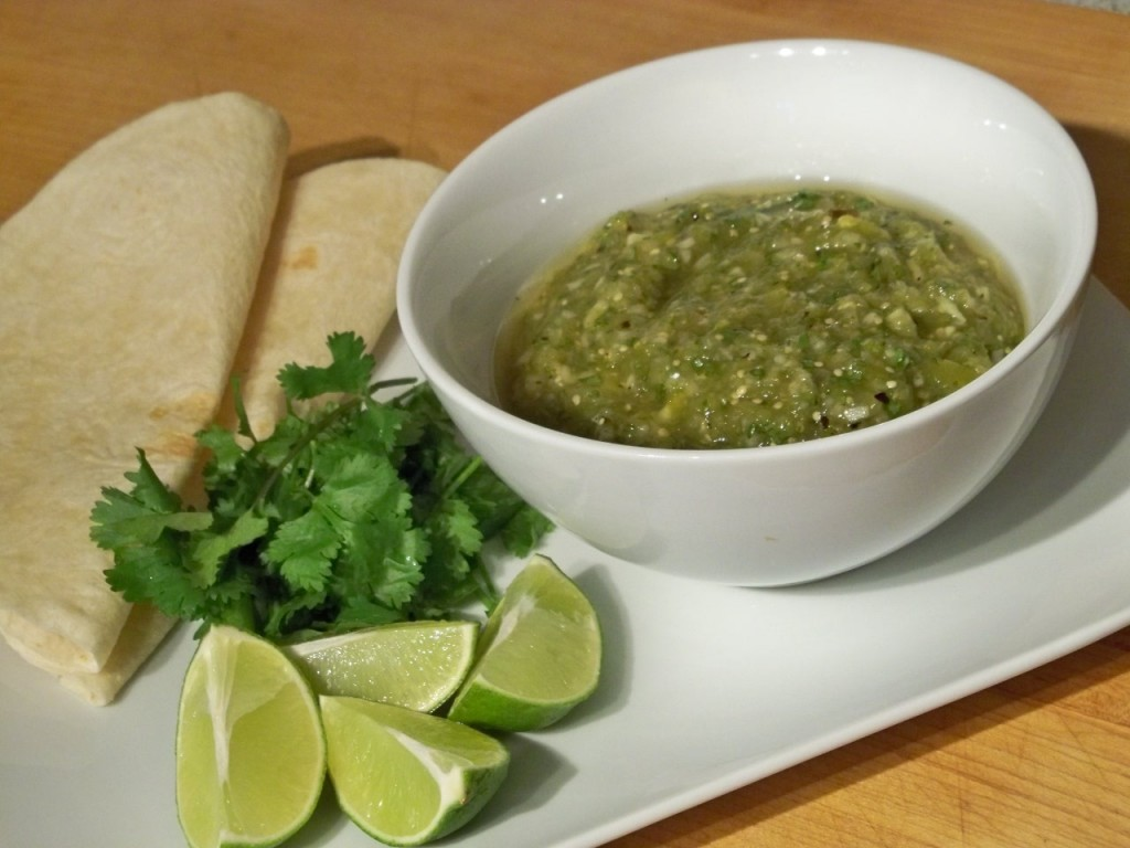 Salsa Verde – Gourmet: Day To Day