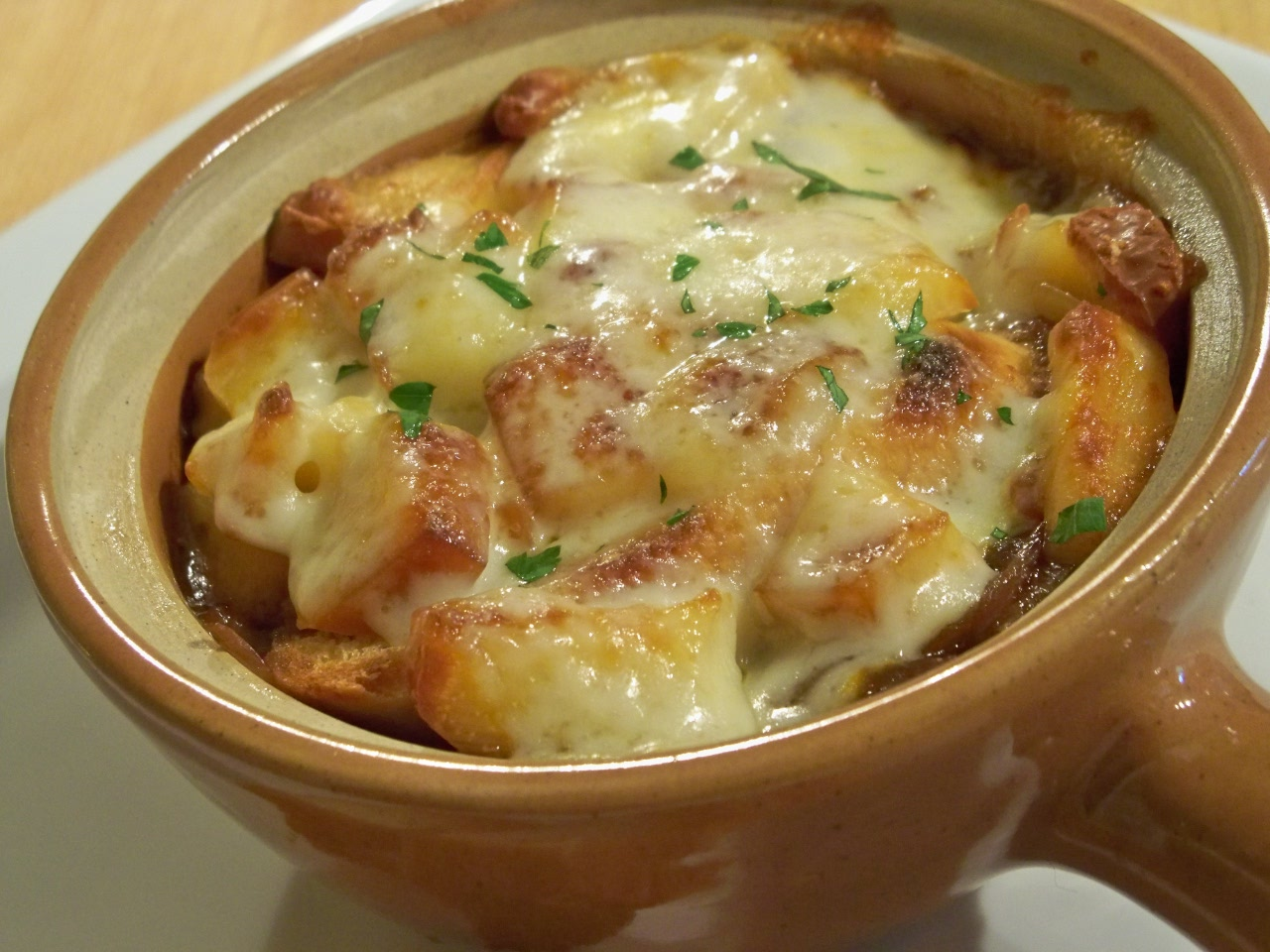 French Onion Soup Recipe — Dishmaps