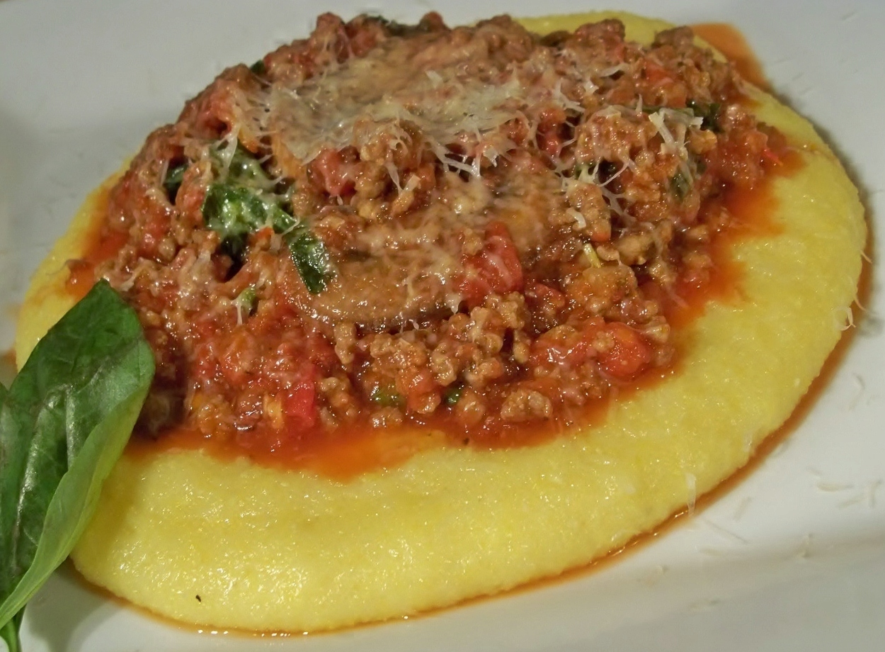 Italian Style Beef with Polenta – Gourmet: Day To Day