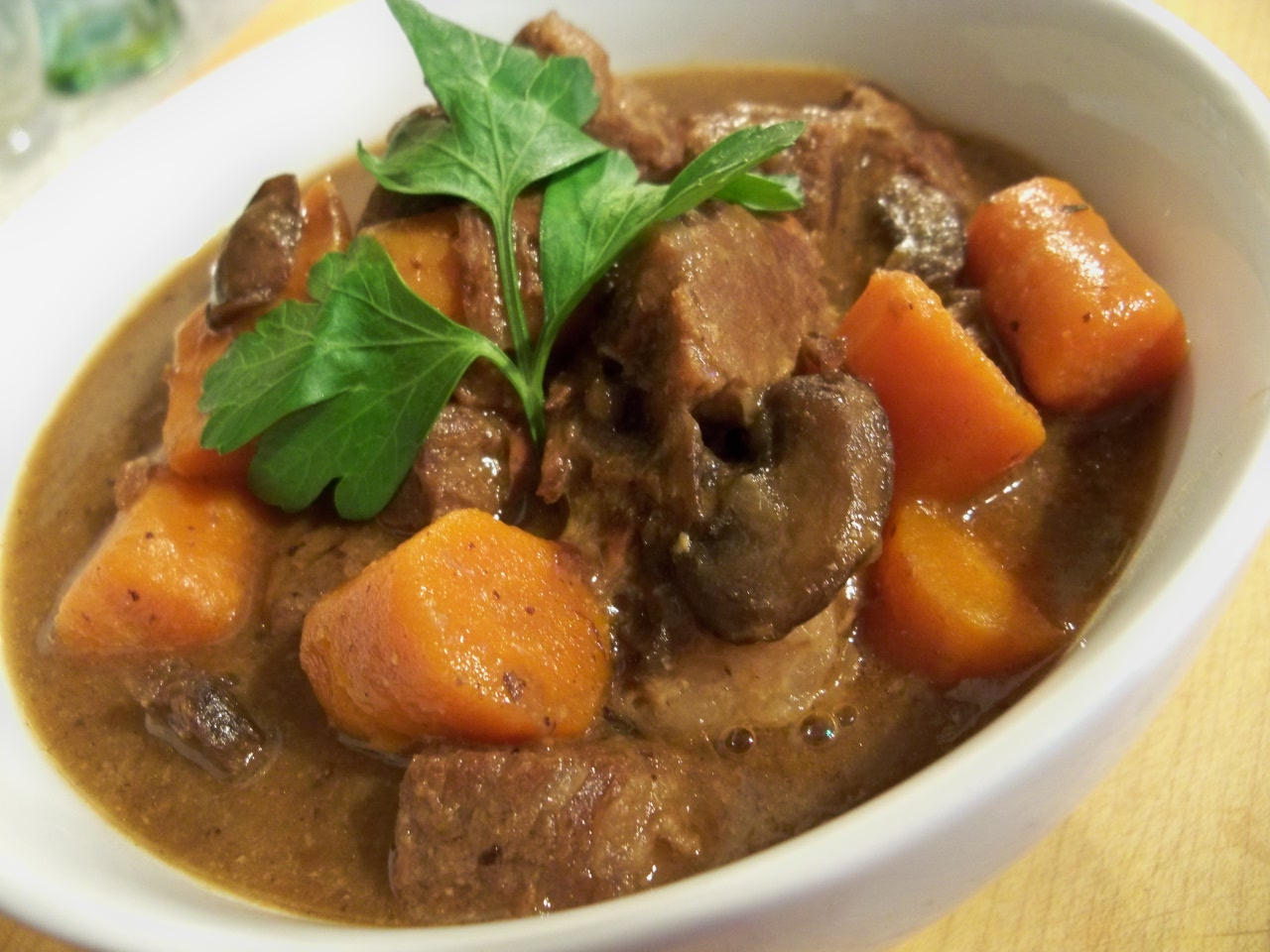 Beef Stew Recipe — Dishmaps