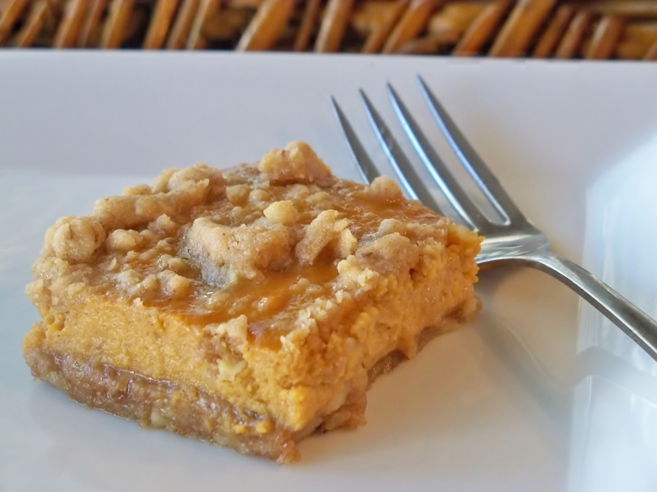 Pumpkin Pie Bars – Gourmet: Day To Day