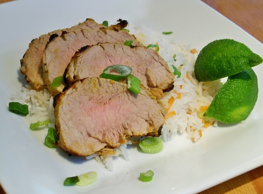 misc 014 1024x757 Jamaican Curried Pork Tenderloin